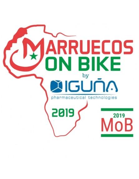 INSCRIPCIÓN MARRUECOS on Bike by IGUÑA 2019.
